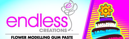 Cake Decorating Supplies by Endless Creations  Logo
